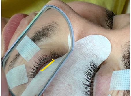 Under Eye Covering