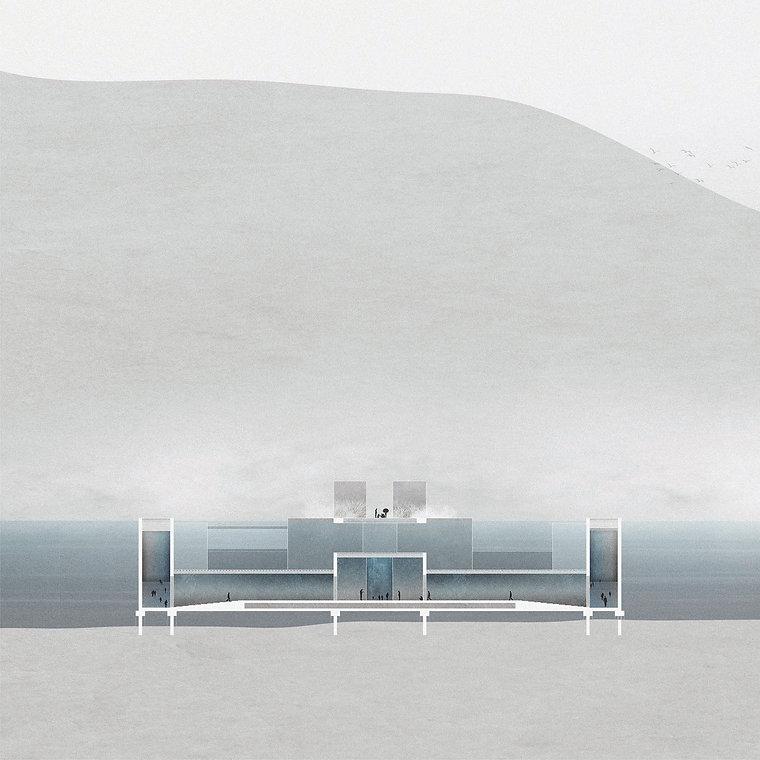 霧鎖宴寂—紀念消逝的地景