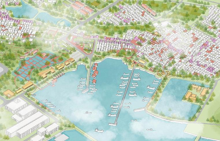 漁家傲—基于核心-邊界關係的厦門傳統漁村更新設計
