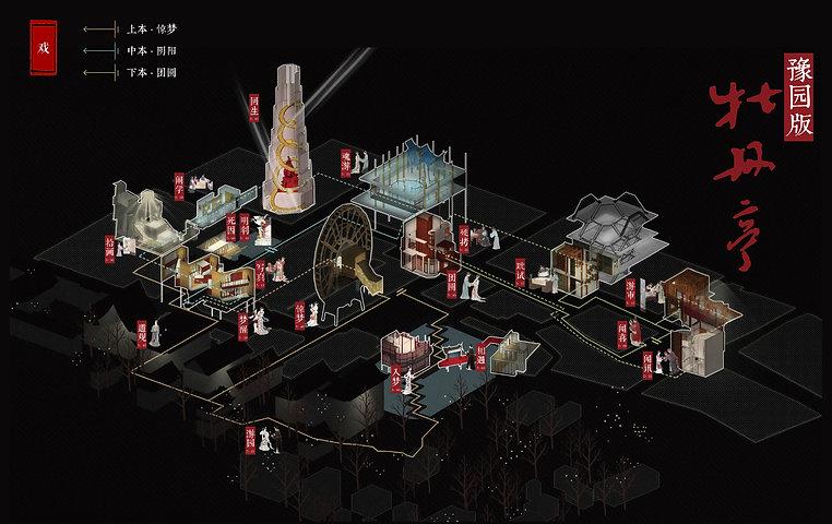豫見牡丹亭—以文化輸出爲導向的豫園商城地塊城市更新與建築改造設計