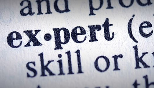 Why You Should Be An Expert