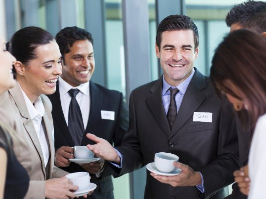 7 Networking Tips From a Real Millionaire
