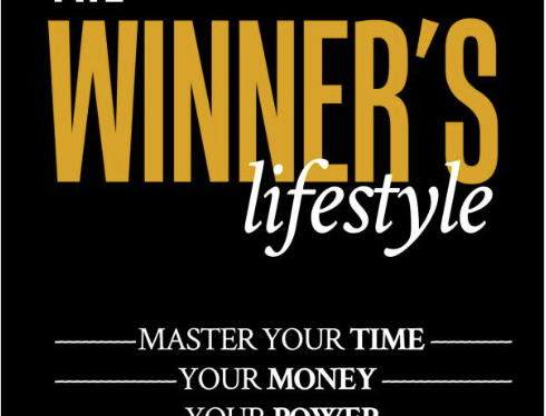 The Winner's Lifestyle Book