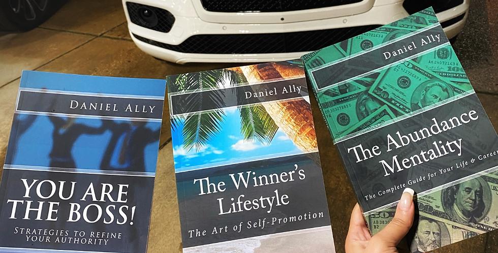 Daniel Ally's Three Books