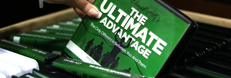 The Ultimate Advantage 6-CD Audio Program
