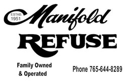 Manifold Refuse