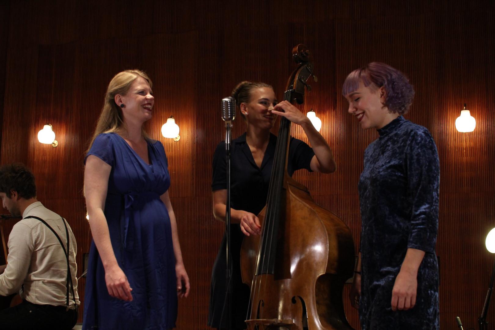 Öresund Triplettes med Jazzkollektivet.j