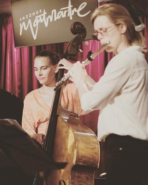 Jazzhus Montmartre med Nicole Johänntgen