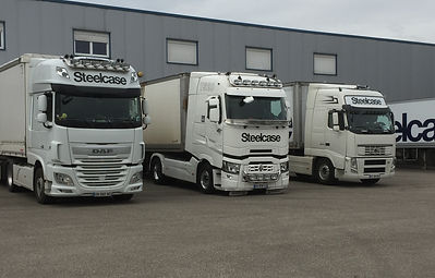 Transport Transports camion Steelcase Jung benestroff