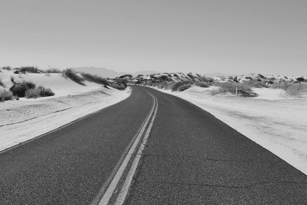 el camino abandonado