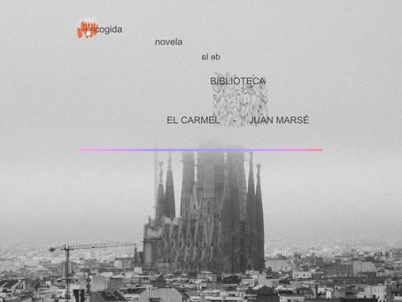 #laciudadinvisible - biblioteca el carmel / juan marsé