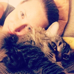 Amy B. and Roxy