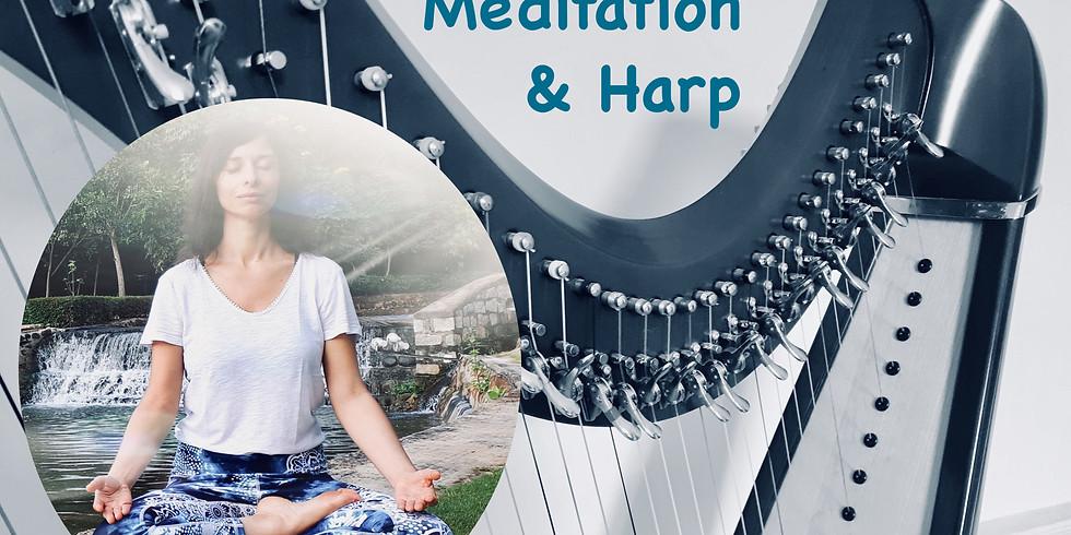 Soirée Harpe & Méditation