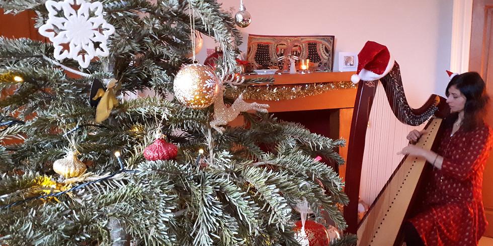 Concert de Noël aux sons de la Harpe