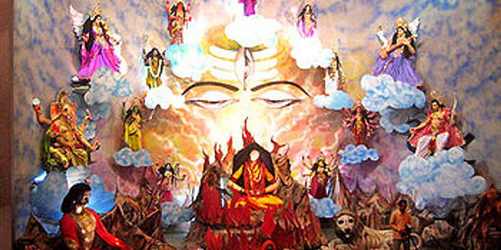 Retraite Navaratri de chez soi * méditer en soi (en ligne)