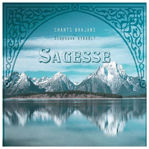 Album Sagesse - support CD