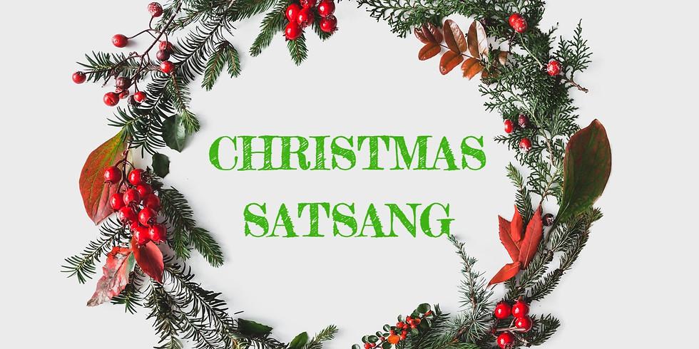 CHRISTMAS SATSANG : harpe celtique, guitare et voix