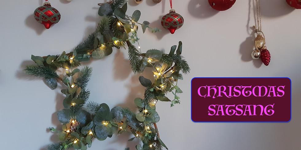 CHRISTMAS SATSANG : harpe celtique, guitare et