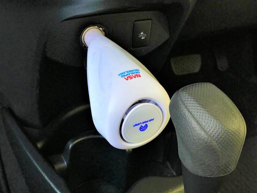 車用 空気清浄機 NASA