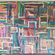 Coloured Maze