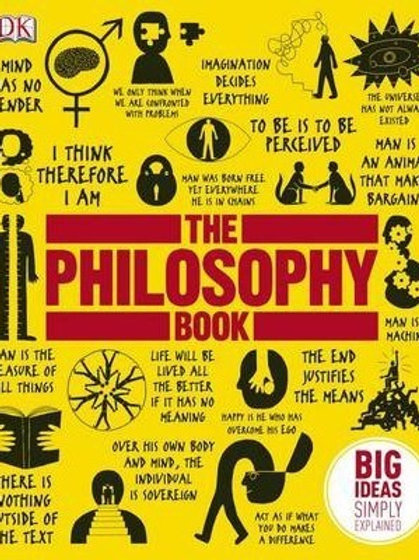 The Philosophy Book DK