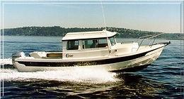 23' Yamaha Jet Boat (seats 10)