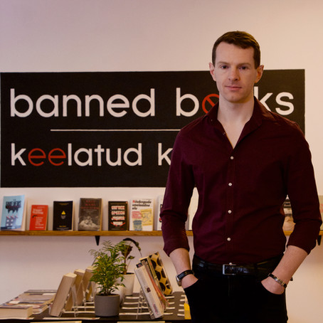 Banned Books – Interview with social entrepreneur Joe Dunnigan