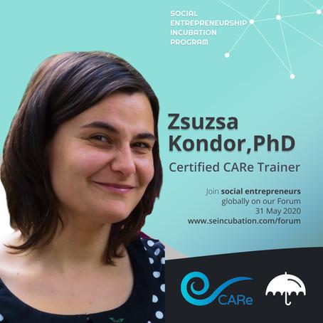 Zsuzsa Kondor PhD Hungary