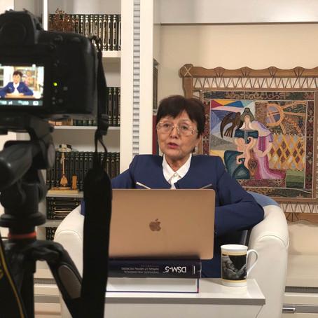 Anna Kudiyarova Ph.D