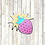 Thumbnail: Strawberry Bomb Enamel Pin