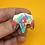 Thumbnail: Gamer 64 Enamel Pin