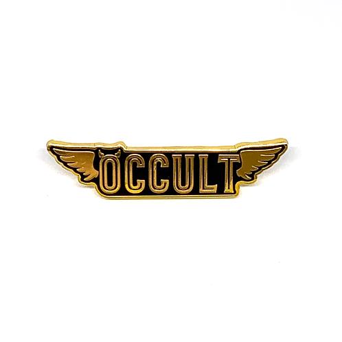 Occult v2 Enamel Pin