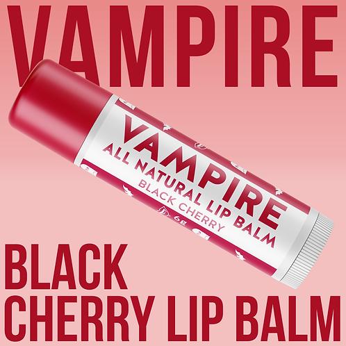 Vampire Lip Balm - Black Cherry