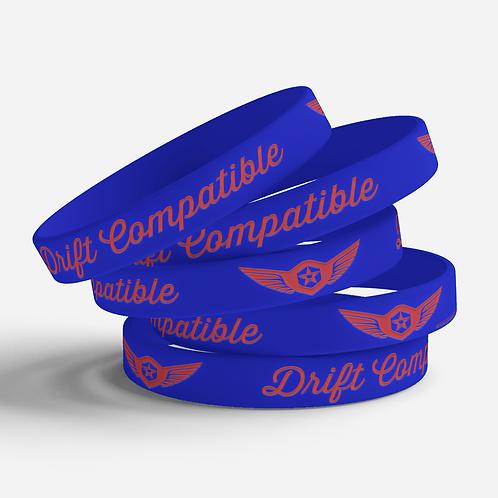 Drift Compatible Silicone Bracelet
