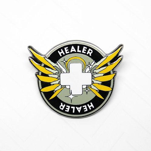 Merciful Healer Enamel Pin