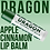 Thumbnail: Dragon Vegan Lip Balm - Apple Cinnamon