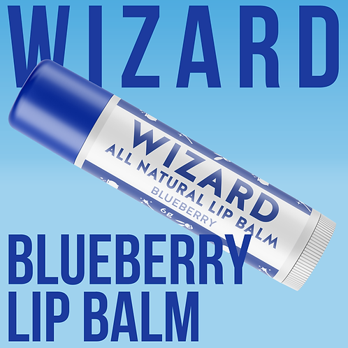 Wizard Lip Balm - Blueberry