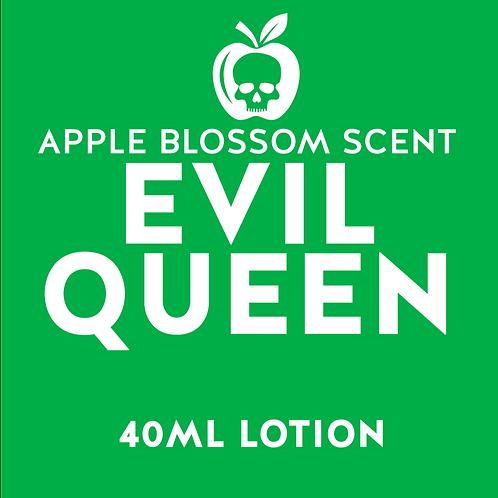Evil Queen Lotion - Apple Blossom