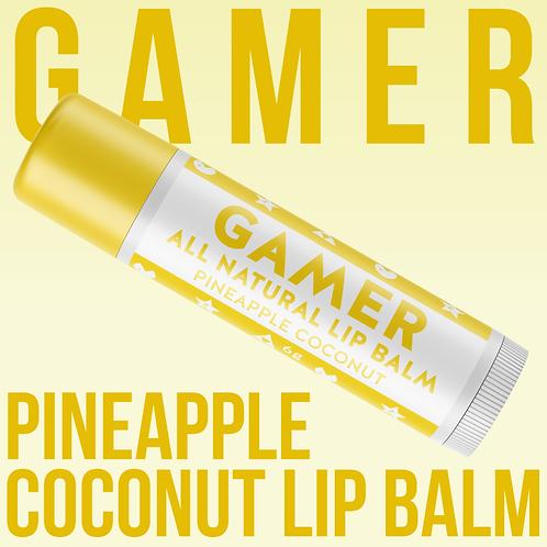 Gamer Lip Balm- Pineapple Coconut