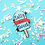 Thumbnail: FLAWED Sea Salt Ice Cream Enamel Pin