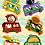 Thumbnail: Food Truck Sticker Sheets