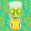 Thumbnail: Tiki Sam 15oz Candle - Lime Blossom Scent