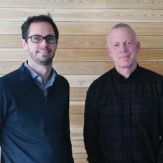 Remus Brett & Ian Wheal
