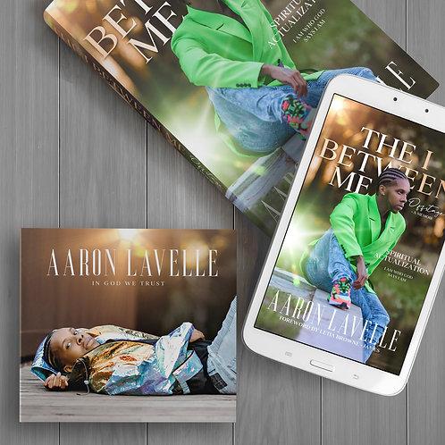 Aaron Lavelle - Album/Book (Set)