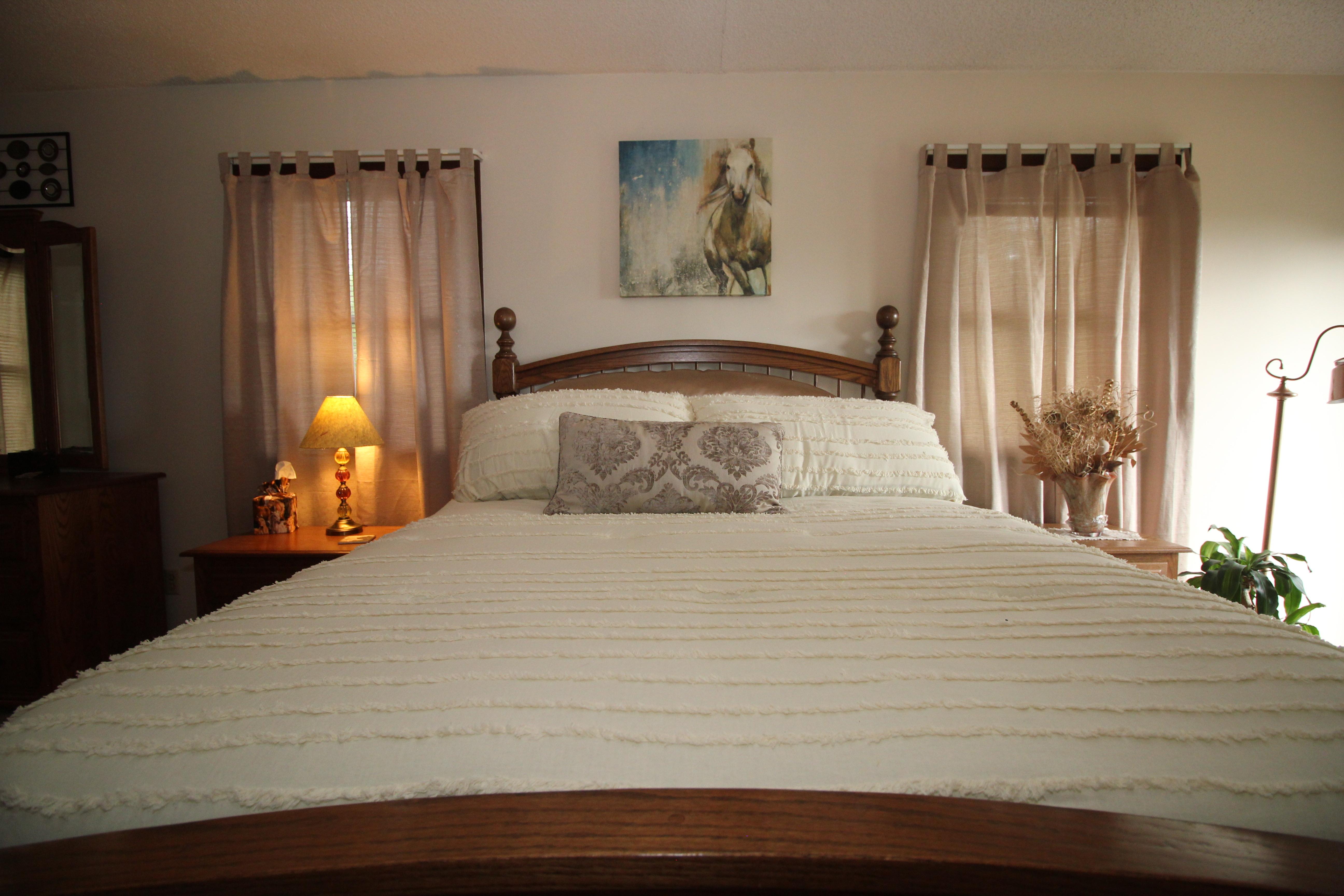 Super Comfy King Size Bed