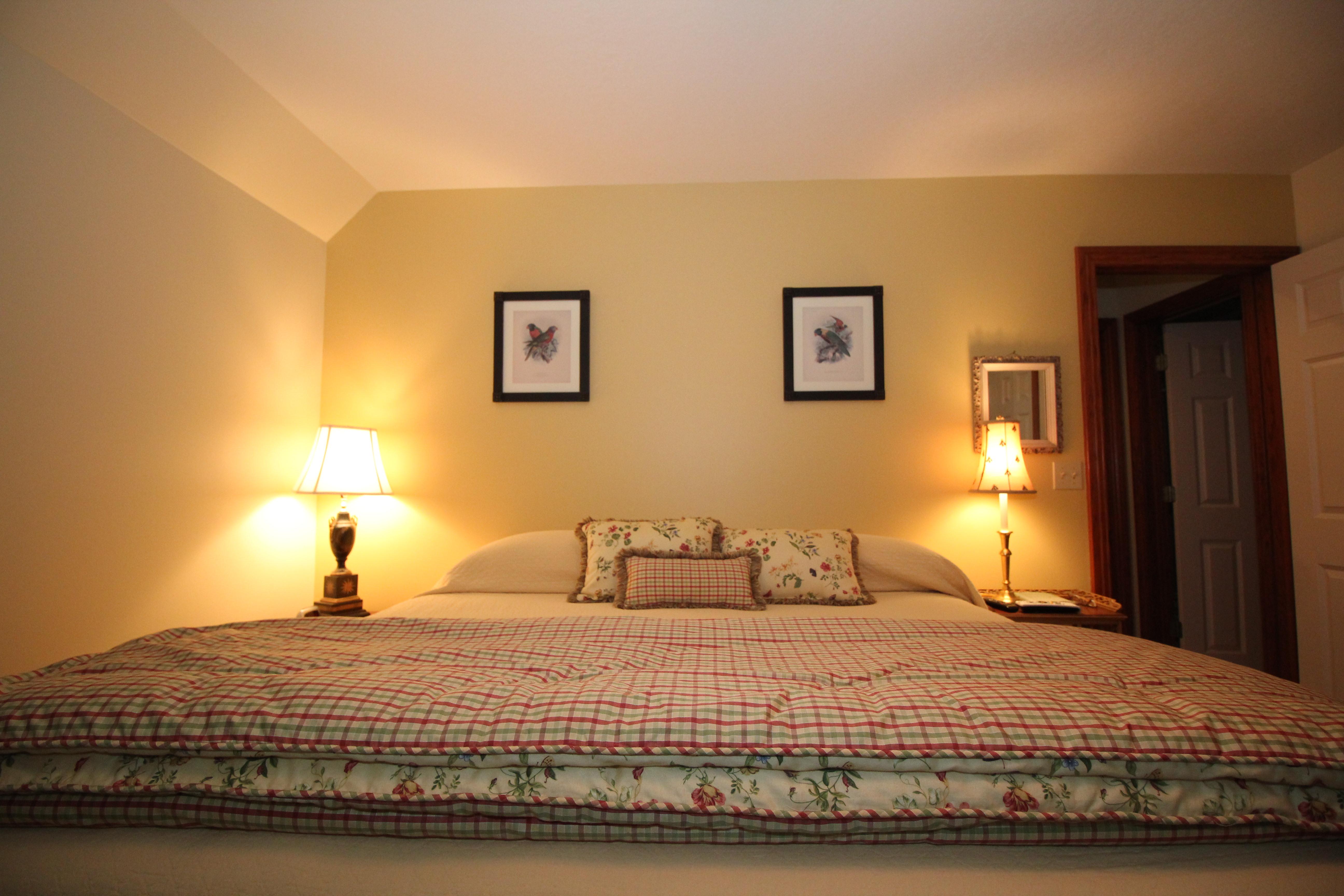 King Size Tempur-Pedic Bed