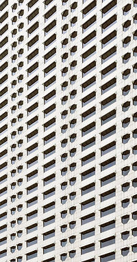 Wohn Abstrakt Gebäude
