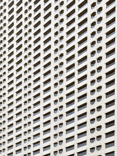 Residential Abstract Building