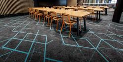 Carpet Tile Meeting Room