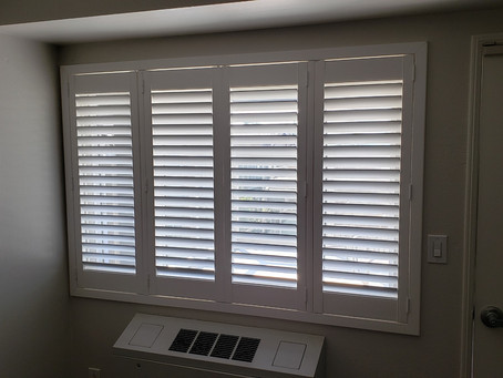 Plantation Shutters Are Back!